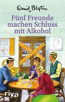 Bruno Vincent: Fünf Freunde machen Schluss mit Alkohol, Buch