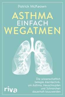 Patrick McKeown: Asthma einfach wegatmen, Buch