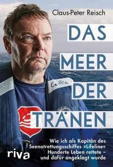 Claus-Peter Reisch: Das Meer der Tränen, Buch