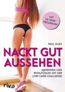 Paul Kliks: Nackt gut aussehen, Buch