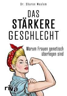 Sharon Moalem: Das stärkere Geschlecht, Buch