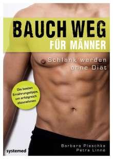Barbara Plaschka: Bauch weg für Männer, Buch