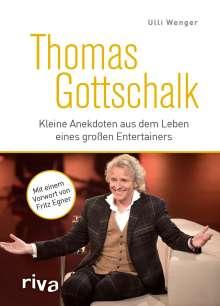 Ulli Wenger: Thomas Gottschalk, Buch