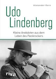 Alexander Kern: Udo Lindenberg, Buch