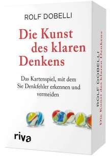 Rolf Dobelli: Die Kunst des klaren Denkens, Diverse