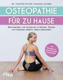 Torsten Pfitzer: Osteopathie für zu Hause, Buch