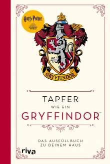 Wizarding World: Harry Potter: Tapfer wie ein Gryffindor, Buch