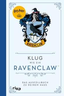 Wizarding World: Harry Potter: Klug wie ein Ravenclaw, Buch