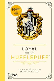 Wizarding World: Harry Potter: Loyal wie ein Hufflepuff, Buch