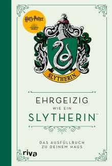 Wizarding World: Harry Potter: Ehrgeizig wie ein Slytherin, Buch