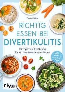 Doris Muliar: Richtig essen bei Divertikulitis, Buch