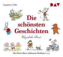 Elizabeth Shaw: Die schönsten Geschichten, 2 CDs