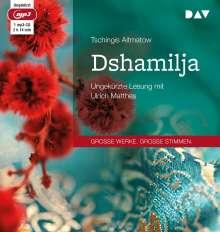Tschingis Aitmatow: Dshamilja, CD
