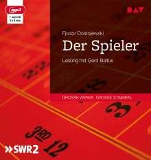 Fjodor M. Dostojewski: Der Spieler, CD