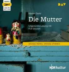 Maxim Gorki: Die Mutter, 2 CDs