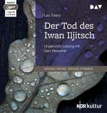 Leo N. Tolstoi: Der Tod des Iwan Iljitsch, CD