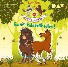 Suza Kolb: Die Haferhorde 08: So ein Fohlentheater!, 2 CDs
