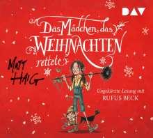 Matt Haig: Das Mädchen, das Weihnachten rettete, 5 CDs