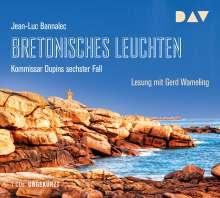 Jean-Luc Bannalec: Bretonisches Leuchten. Kommissar Dupins sechster Fall, 7 CDs