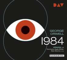 George Orwell: 1984, 2 CDs