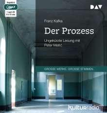 Franz Kafka: Der Prozess, MP3-CD