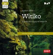 Adalbert Stifter: Witiko, 3 Diverse