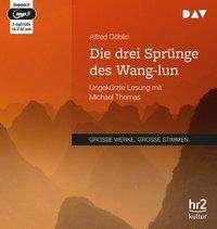 Alfred Döblin: Die drei Sprünge des Wang-lun, 2 Diverse