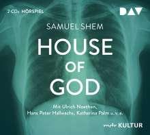Samuel Shem: House of God, 2 CDs