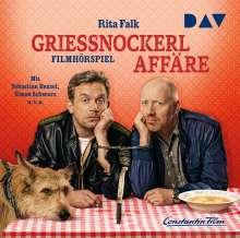 Rita Falk: Grießnockerlaffäre, CD