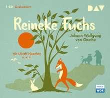 Johann Wolfgang von Goethe: Reineke Fuchs, CD