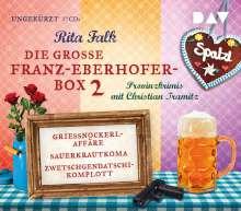 Die große Franz-Eberhofer-Box 2, 17 CDs