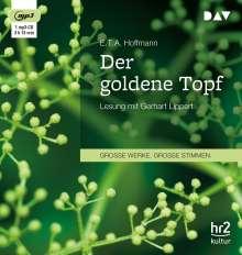 E. T. A. Hoffmann: Der goldene Topf, MP3-CD