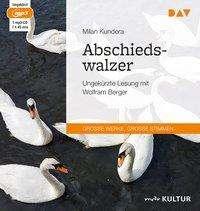 Milan Kundera: Abschiedswalzer, MP3-CD