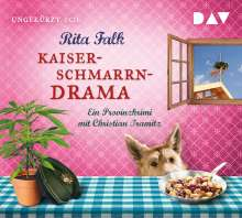 Kaiserschmarrndrama. Ein Provinzkrimi, 6 CDs