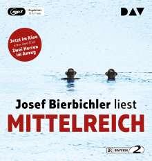 Josef Bierbichler: Mittelreich, 2 CDs