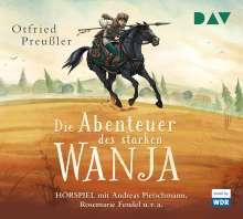 Die Abenteuer des starken Wanja, 3 CDs