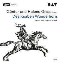 Günter Grass: Des Knaben Wunderhorn, CD