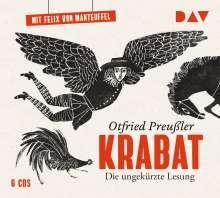 Krabat, 5 CDs