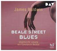James Baldwin: Beale Street Blues, 5 CDs