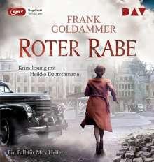Roter Rabe.Ein Fall für Max Heller, MP3-CD