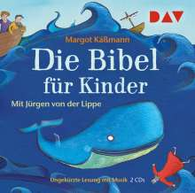 Die Bibel für Kinder (Sonderausgabe), 2 CDs