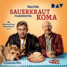 Sauerkrautkoma, CD