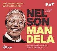 Ursula Voss: Nelson Mandela - Vom Freiheitskämpfer zum Friedensstifter, CD