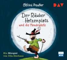 Otfried Preußler: Der Räuber Hotzenplotz und die Mondrakete, CD