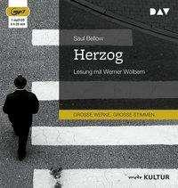 Saul Bellow: Herzog, CD
