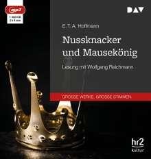E. T. A. Hoffmann: Nussknacker und Mausekönig, MP3-CD