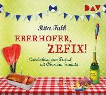 Eberhofer, zefix! Geschichten vom Franzl, CD