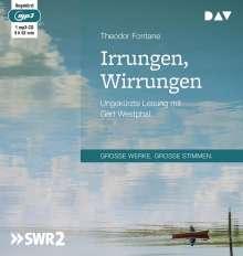 Theodor Fontane: Irrungen, Wirrungen, CD