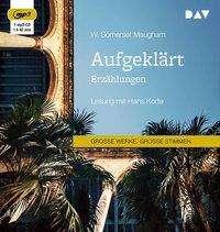 W. Somerset Maugham: Aufgeklärt. Erzählungen, CD
