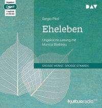 Sergio Pitol: Eheleben, MP3-CD